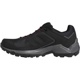 adidas TERREX Eastrail Gore-Tex Hiking Shoes Waterproof Women, carbon/core black/acitve pink